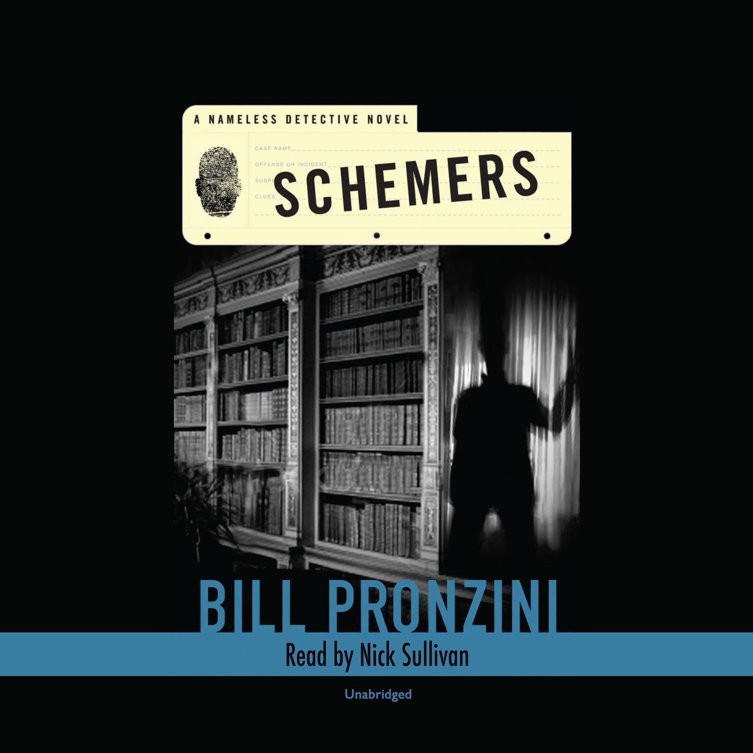 Printable Schemers Audiobook Cover Art