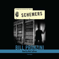 Schemers Audiobook, by Bill Pronzini