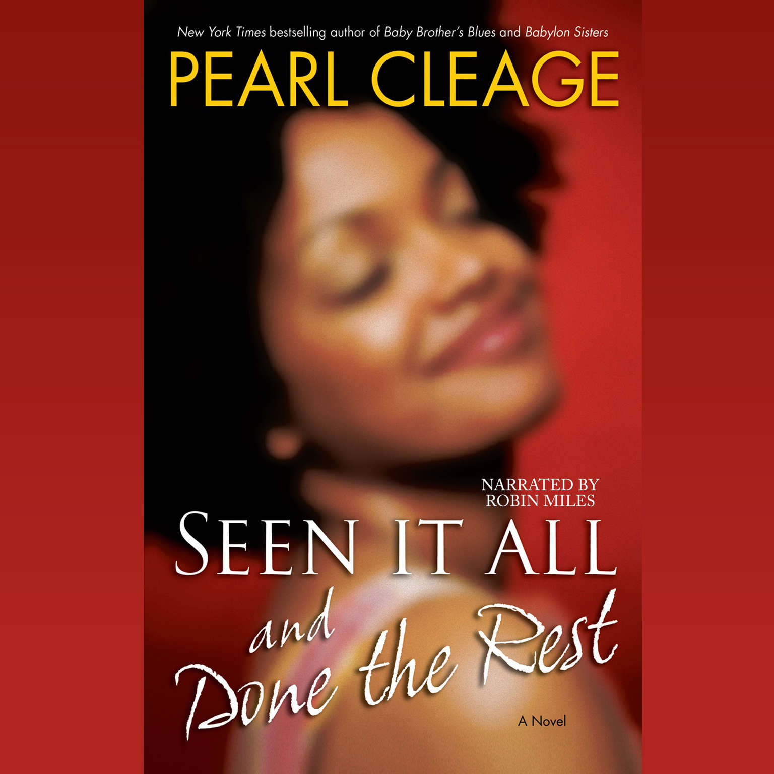 Printable Seen it All and Done the Rest Audiobook Cover Art