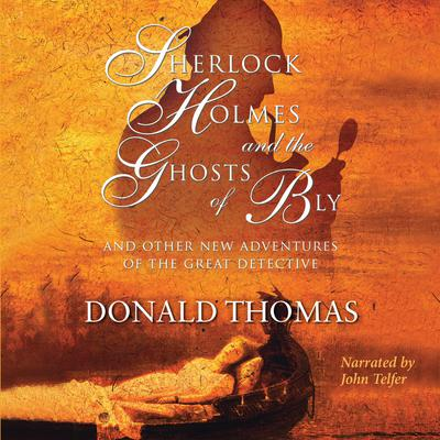Sherlock Holmes and the Ghosts of Bly Audiobook, by