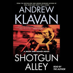 Shotgun Alley Audiobook, by Andrew Klavan