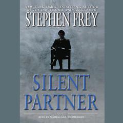 Silent Partner Audiobook, by Stephen Frey