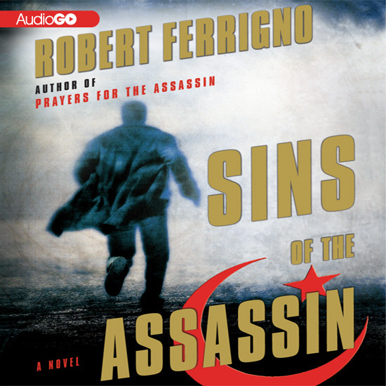 Printable Sins of the Assassin Audiobook Cover Art