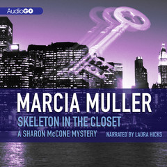 Skeleton in the Closet Audiobook, by Marcia Muller