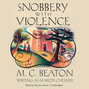 Snobbery with Violence, by M. C. Beaton