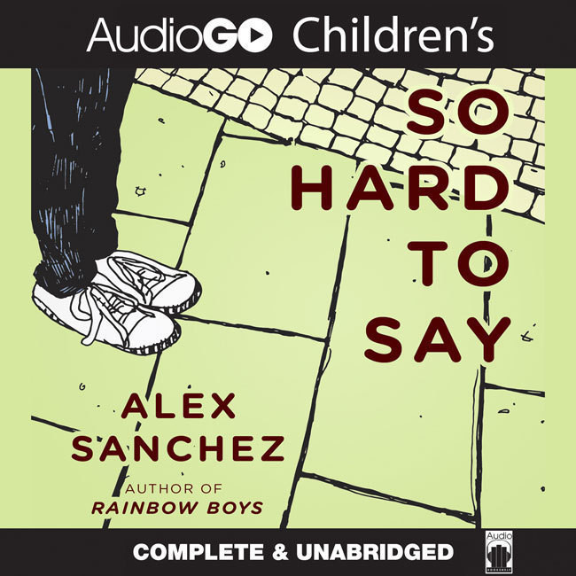 Printable So Hard to Say Audiobook Cover Art