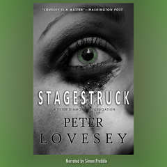 Stagestruck Audiobook, by Peter Lovesey