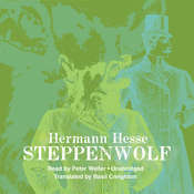 Steppenwolf Audiobook, by Hermann Hesse