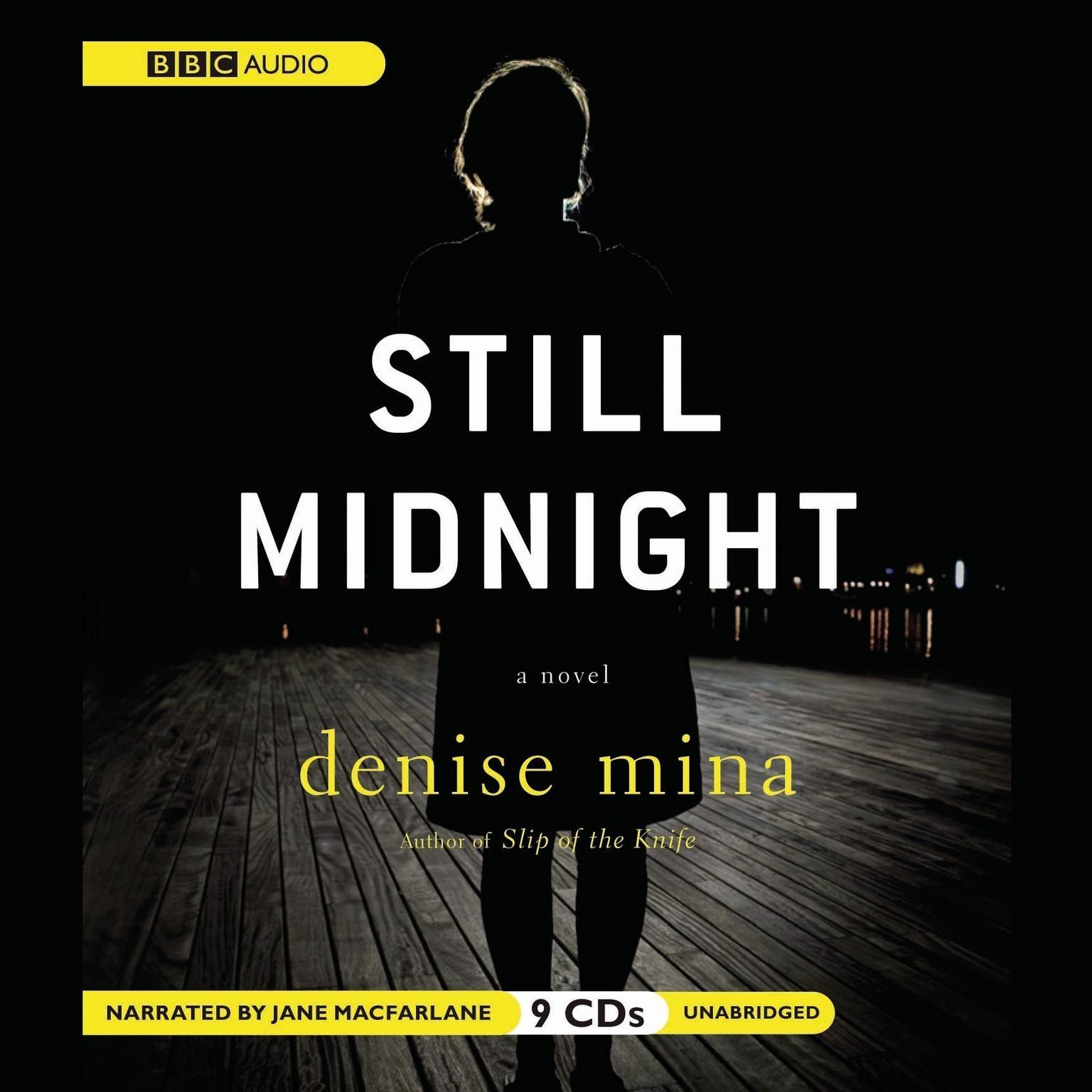 Printable Still Midnight Audiobook Cover Art