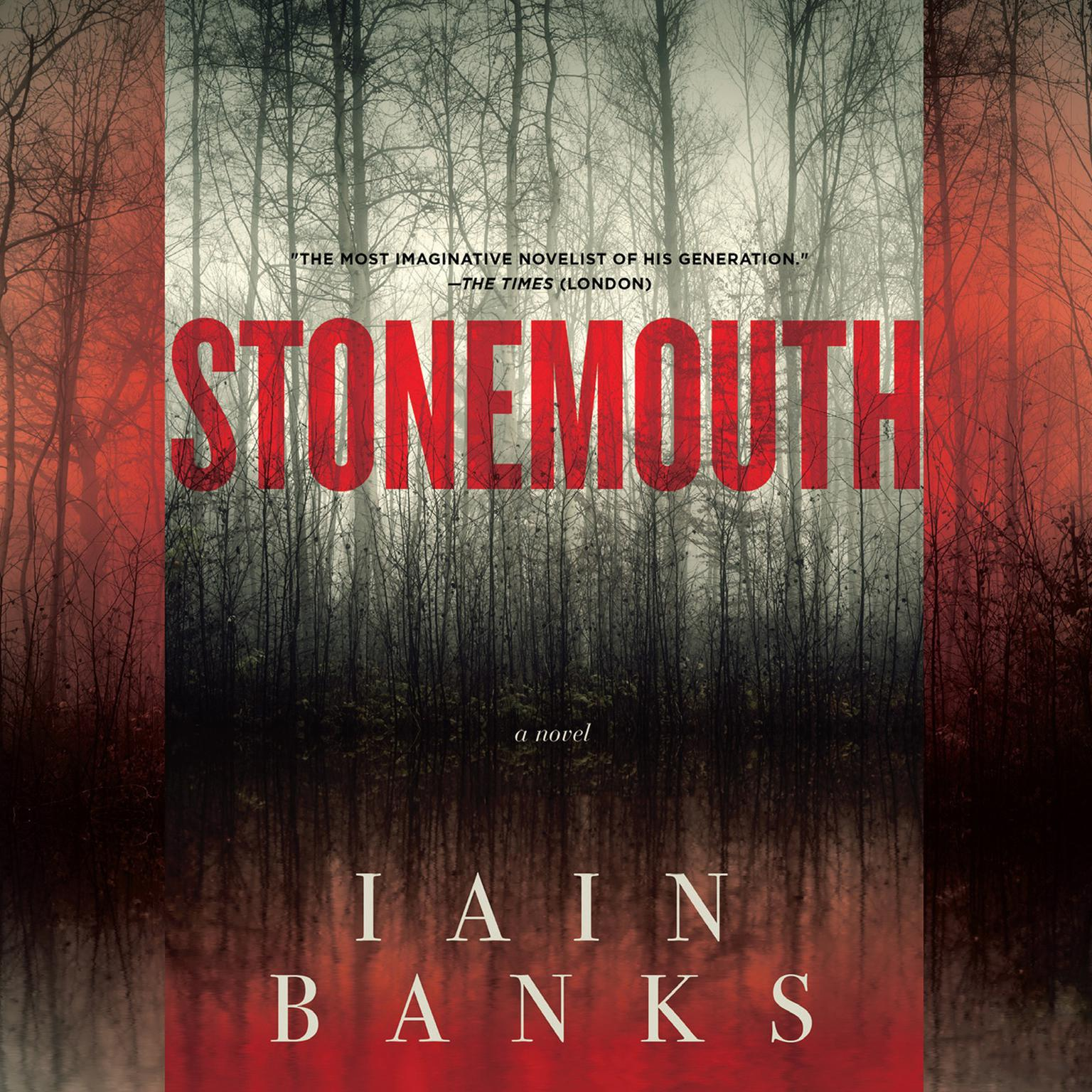 Printable Stonemouth: A Novel Audiobook Cover Art