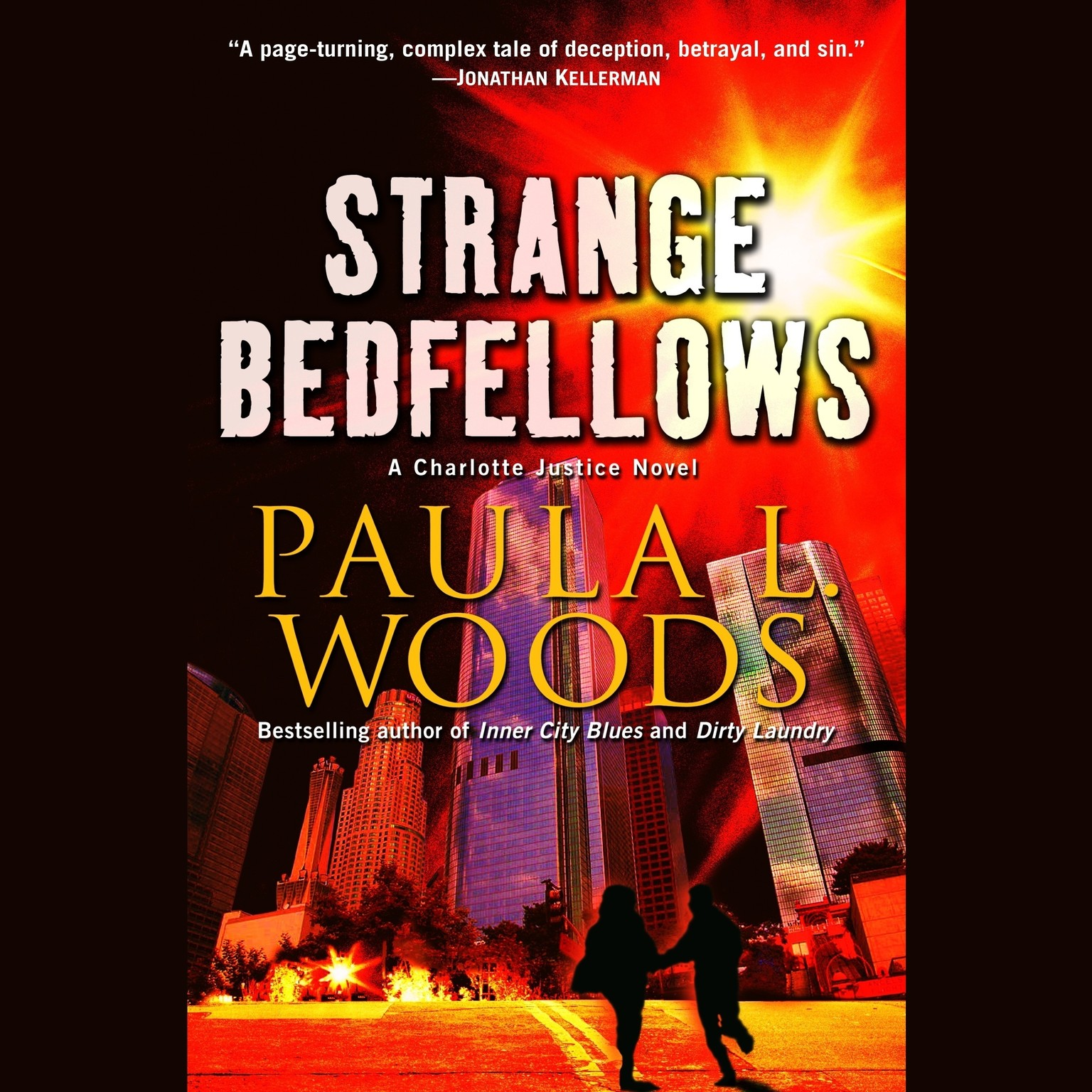 Printable Strange Bedfellows Audiobook Cover Art