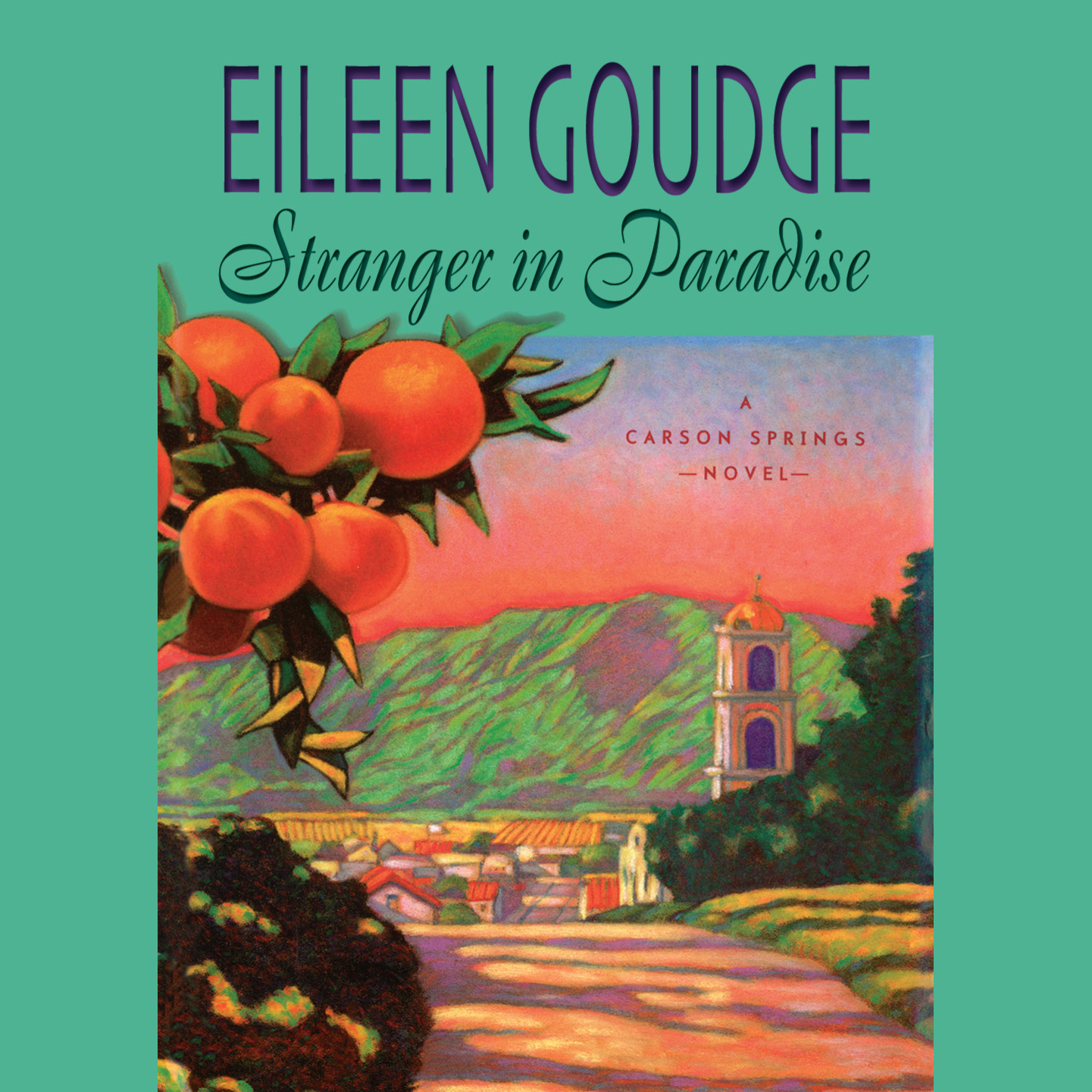 Printable Stranger in Paradise Audiobook Cover Art