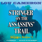 Stringer on the Assassins' Trail Audiobook, by Lou Cameron
