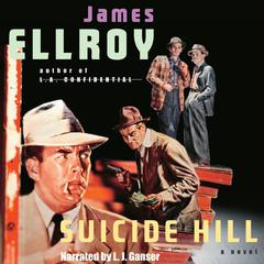 Suicide Hill Audiobook, by James Ellroy