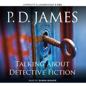Talking about Detective Fiction, by P. D. James