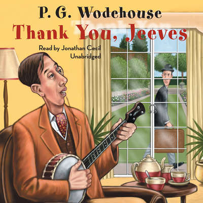 Thank You, Jeeves Audiobook, by P. G. Wodehouse