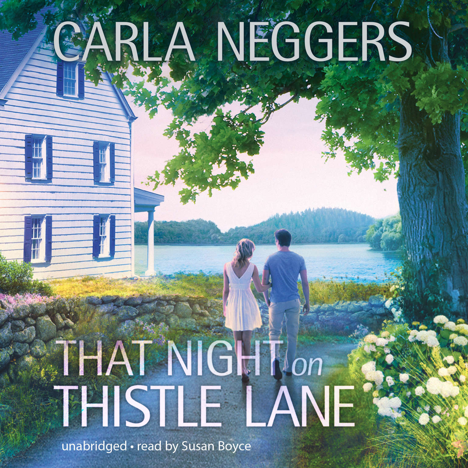 Printable That Night on Thistle Lane Audiobook Cover Art