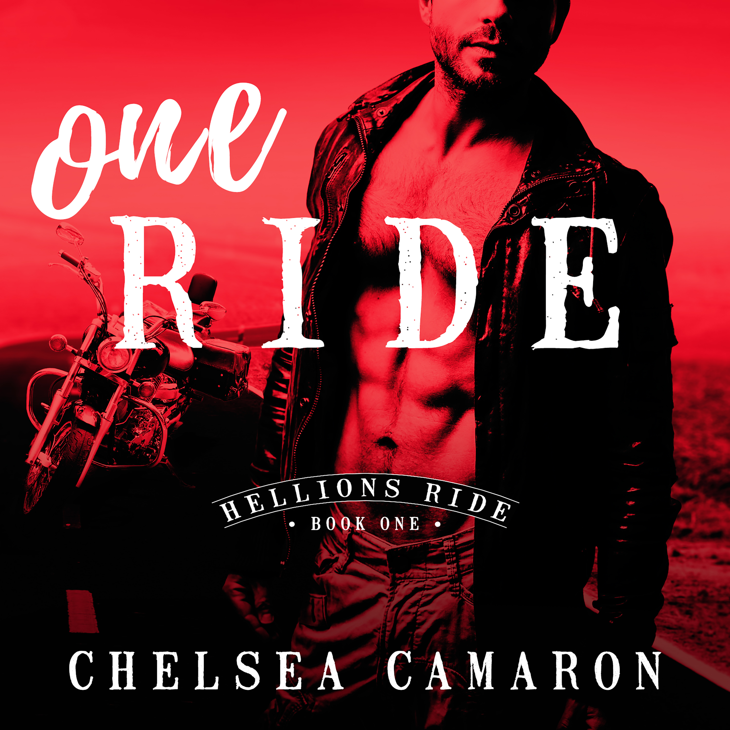 Printable One Ride Audiobook Cover Art