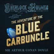 The Adventure of the Blue Carbuncle Audiobook, by Sir Arthur Conan Doyle, Arthur Conan Doyle