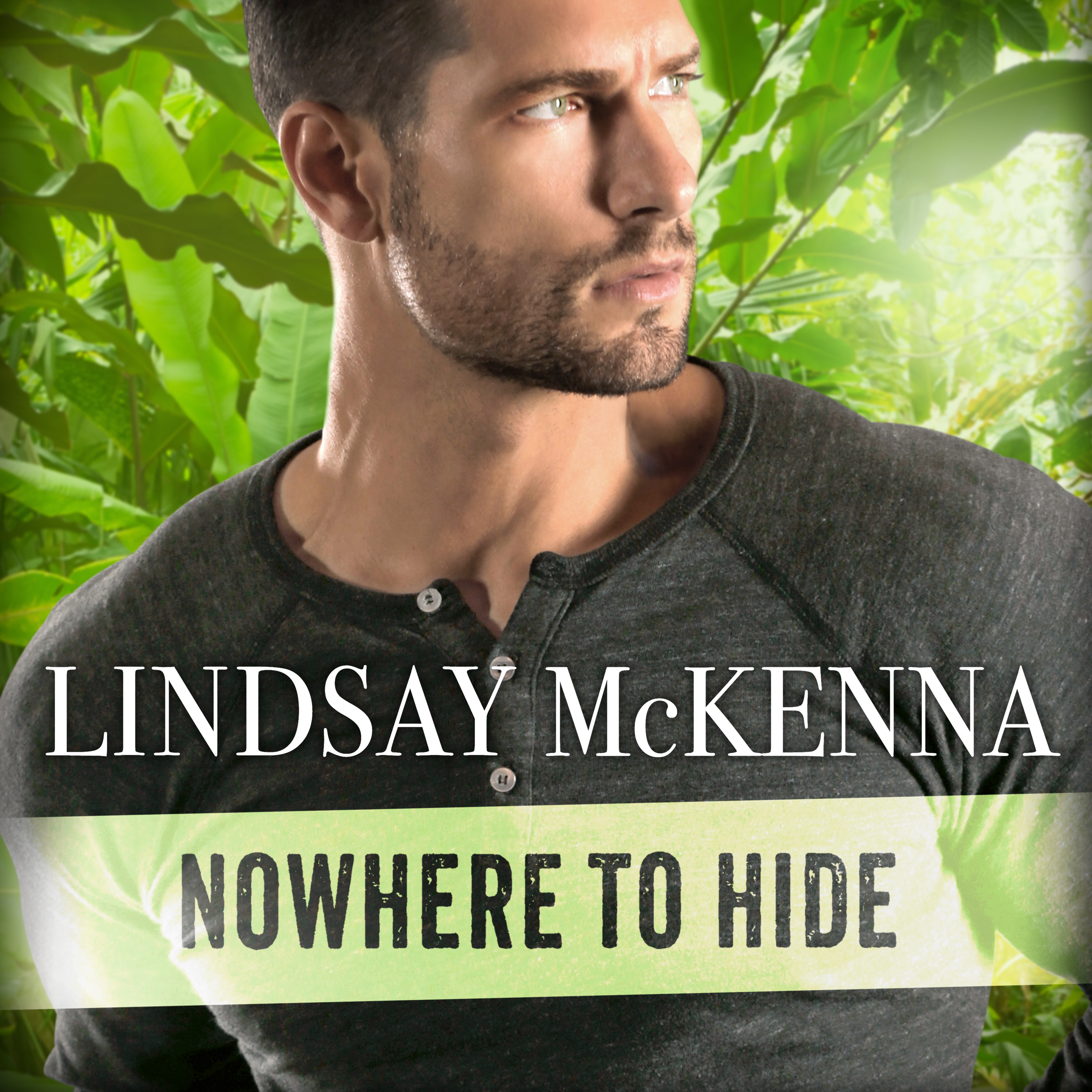 Printable Nowhere to Hide Audiobook Cover Art