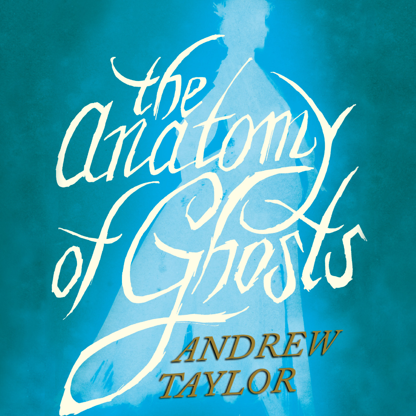 Printable The Anatomy of Ghosts Audiobook Cover Art