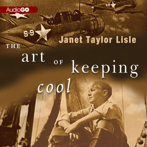 Printable The Art of Keeping Cool Audiobook Cover Art