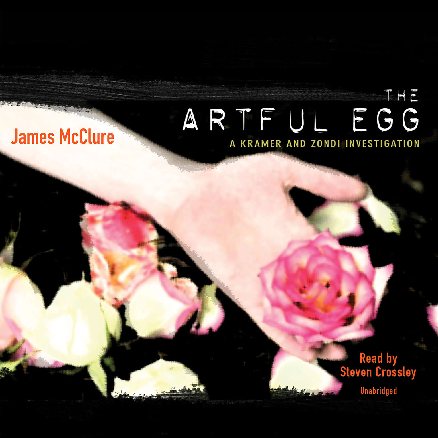 Printable The Artful Egg Audiobook Cover Art