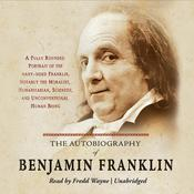 The Autobiography of Benjamin Franklin, by Benjamin Franklin