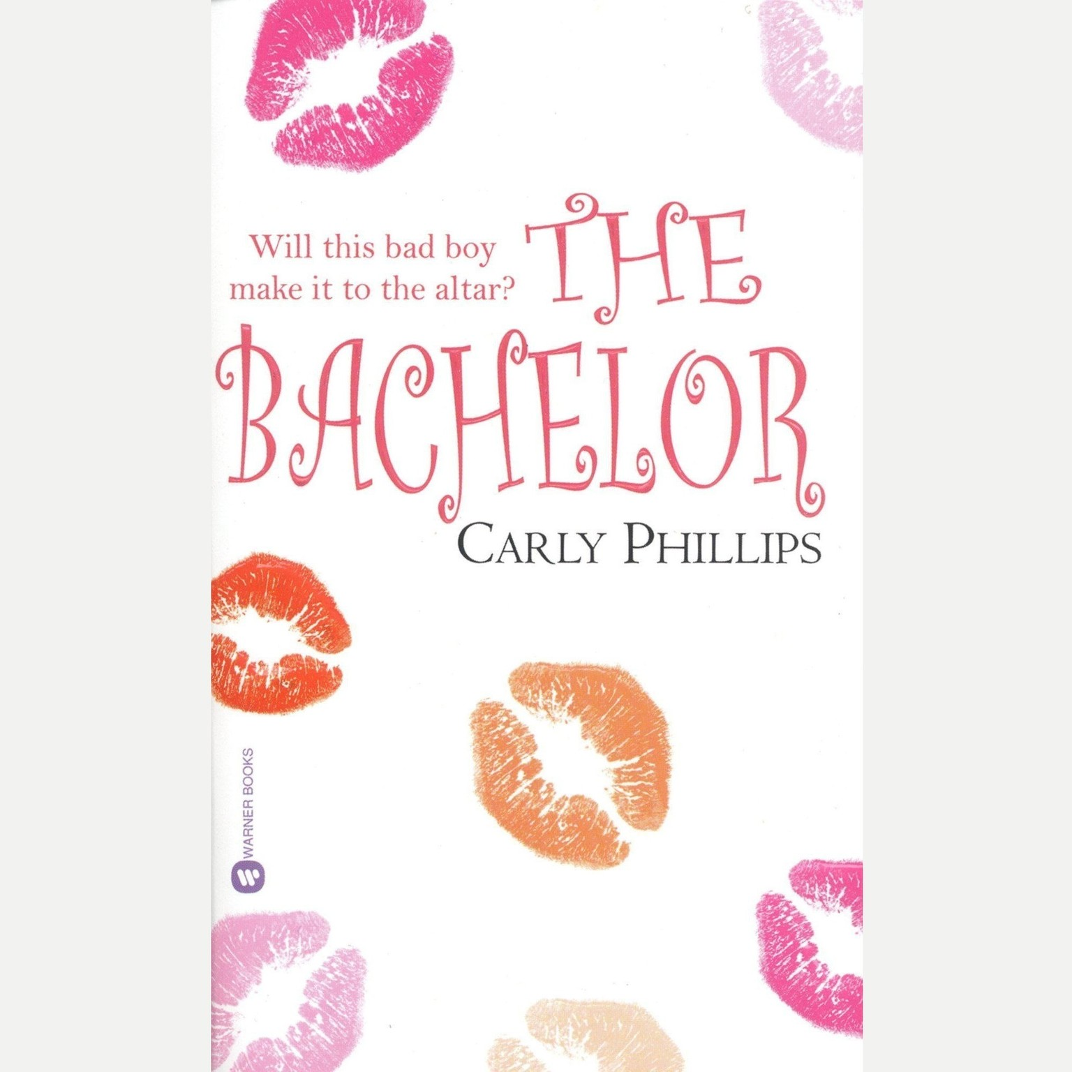 Printable The Bachelor Audiobook Cover Art