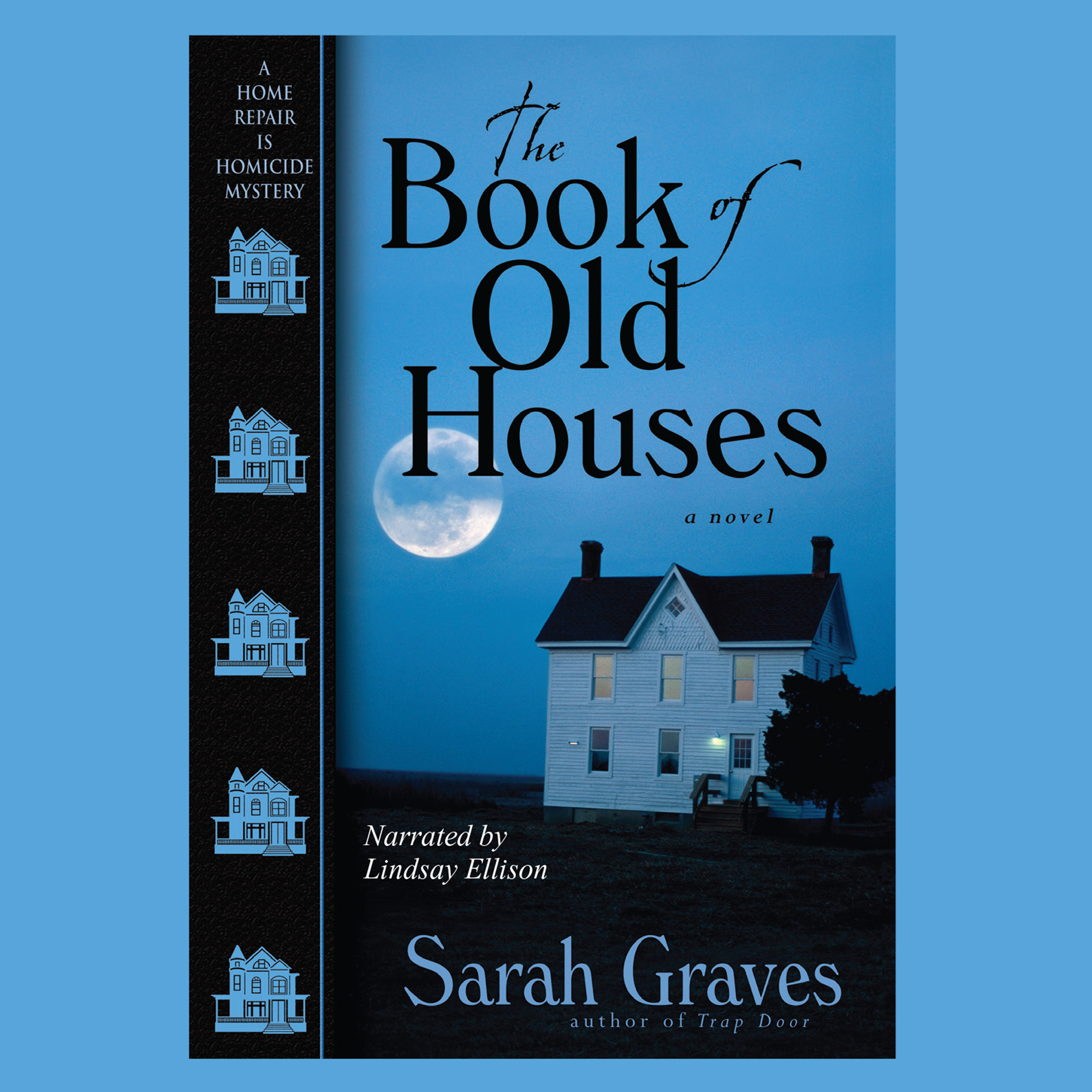 Printable The Book of Old Houses Audiobook Cover Art