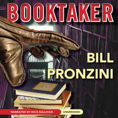 The Booktaker Audiobook, by Bill Pronzini