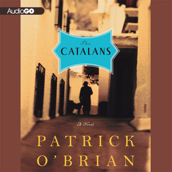 Printable The Catalans Audiobook Cover Art