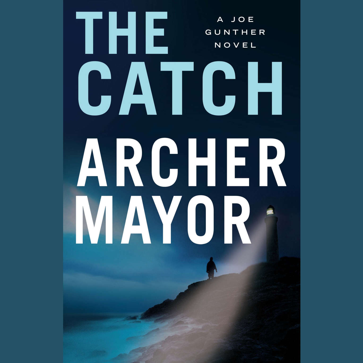 Printable The Catch Audiobook Cover Art