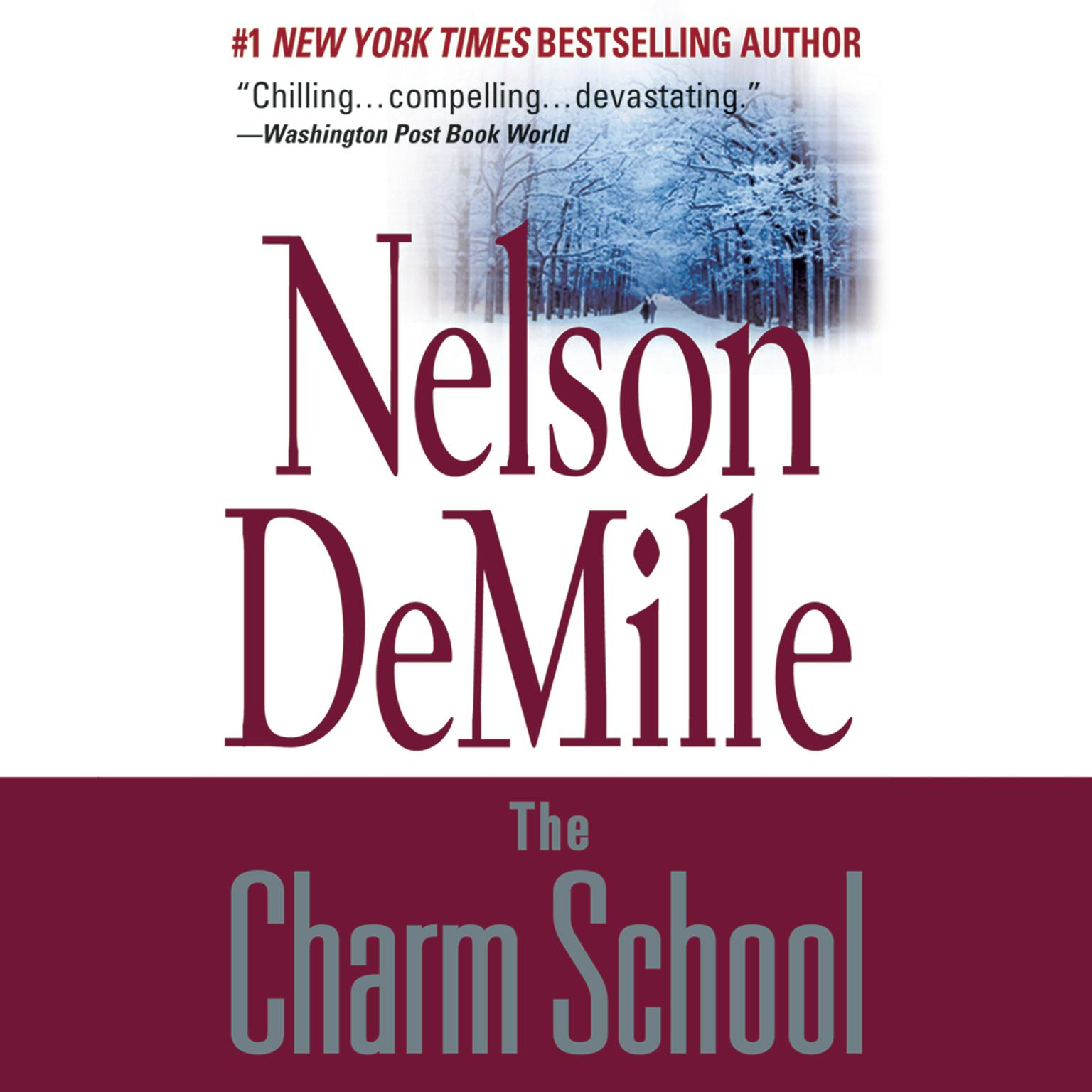Printable The Charm School Audiobook Cover Art