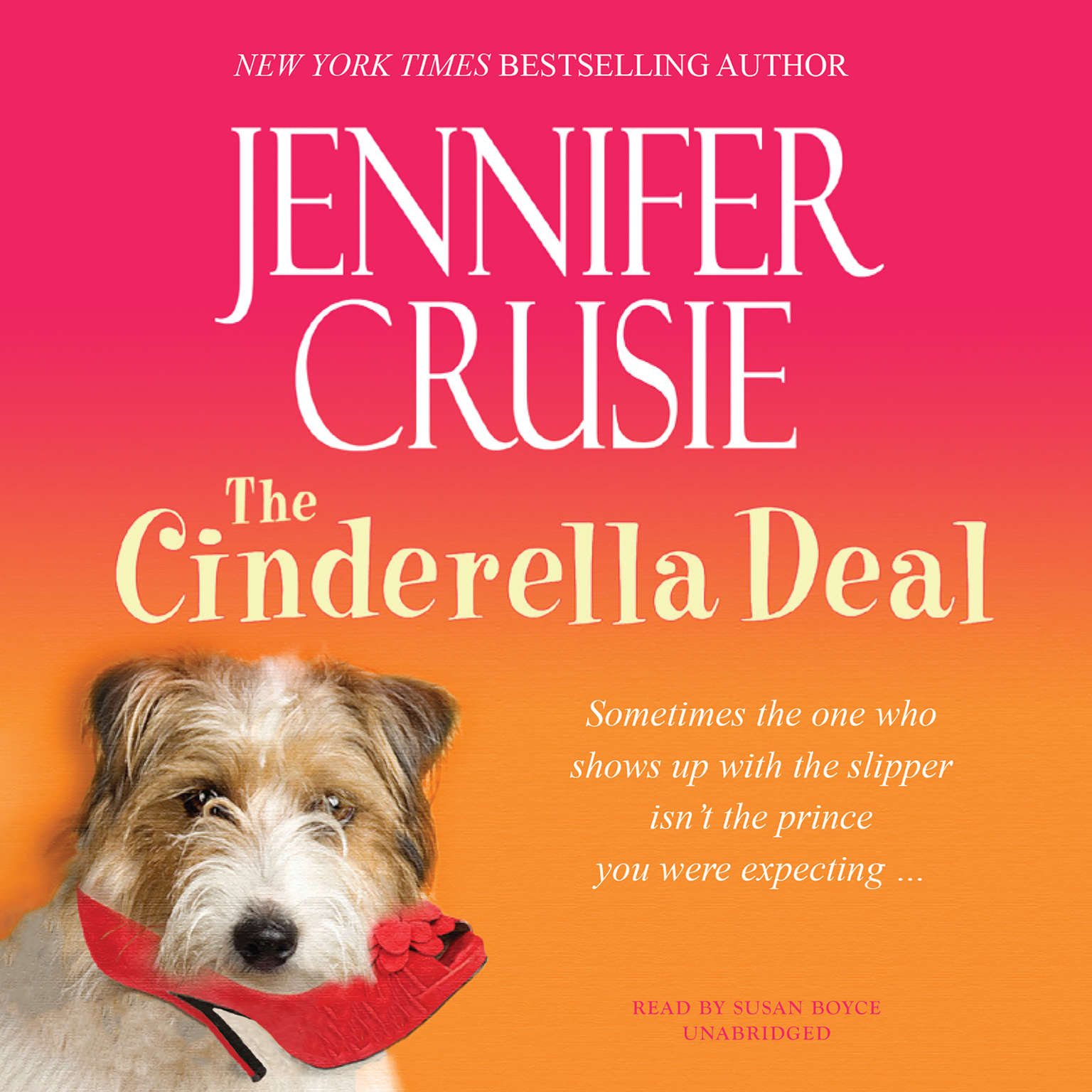Printable The Cinderella Deal Audiobook Cover Art