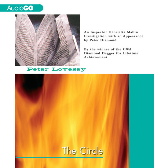 Printable The Circle Audiobook Cover Art