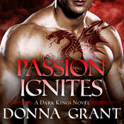 Passion Ignites Audiobook, by Donna Grant