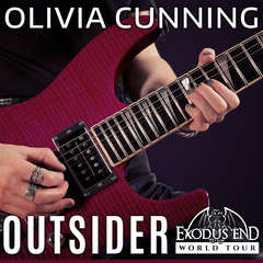 Outsider Audiobook, by Olivia Cunning