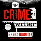 The Crime Writer, by Gregg Hurwitz