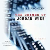 The Crimes of Jordan Wise Audiobook, by Bill Pronzini