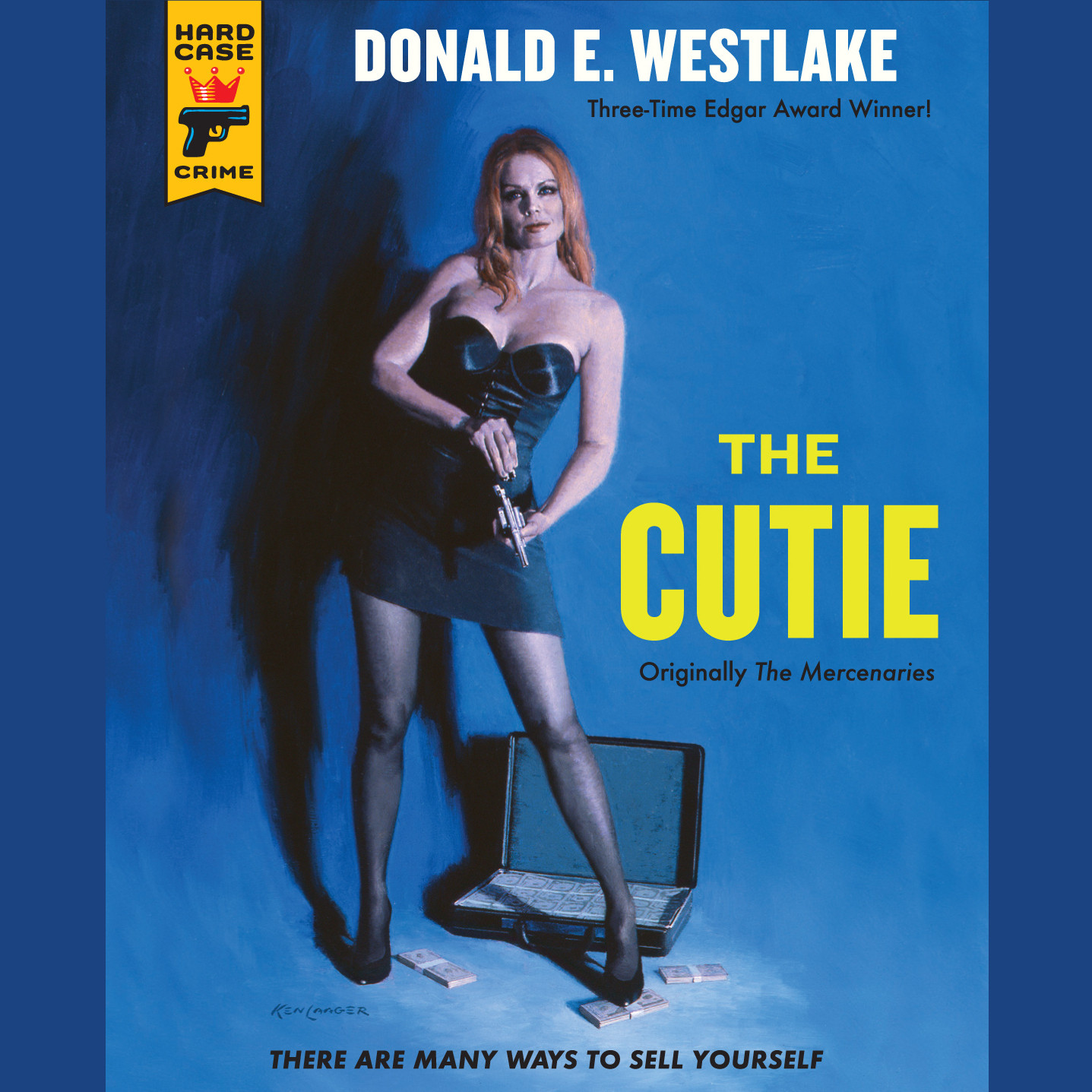 Printable The Cutie Audiobook Cover Art