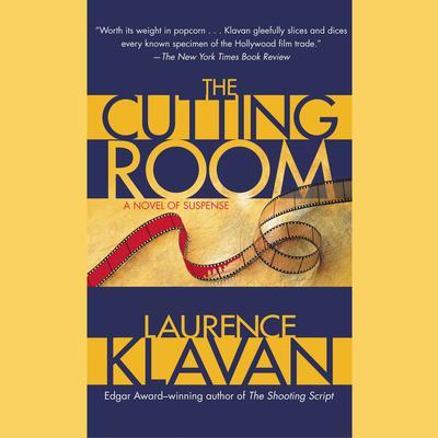 The Cutting Room Audiobook, by Laurence Klavan
