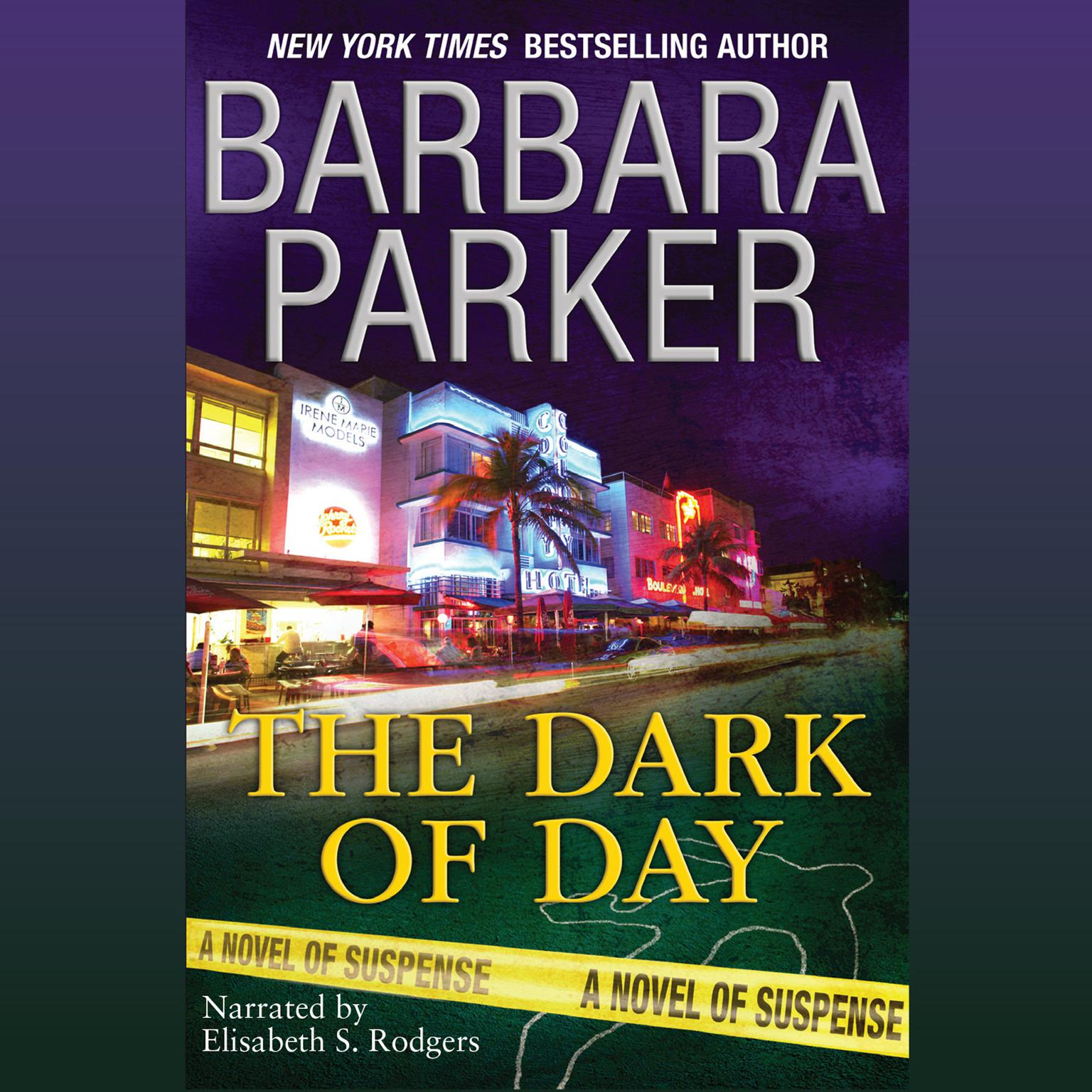 Printable The Dark of Day Audiobook Cover Art