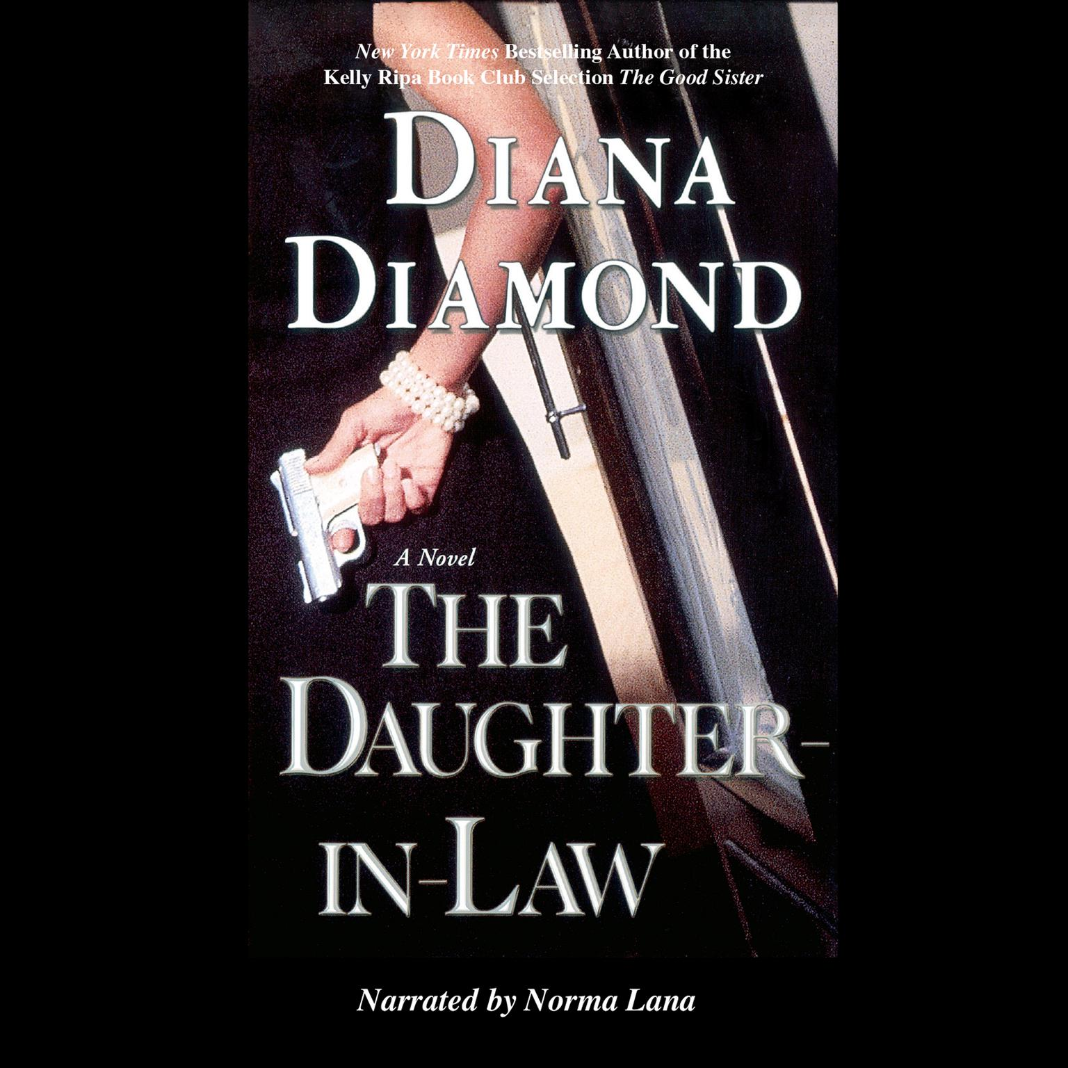 Printable The Daughter-in-Law Audiobook Cover Art