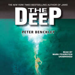 The Deep Audiobook, by Peter Benchley