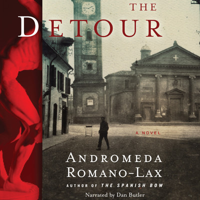 The Detour Audiobook, by Andromeda Romano-Lax