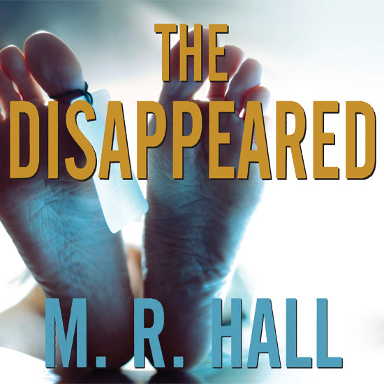 Printable The Disappeared Audiobook Cover Art