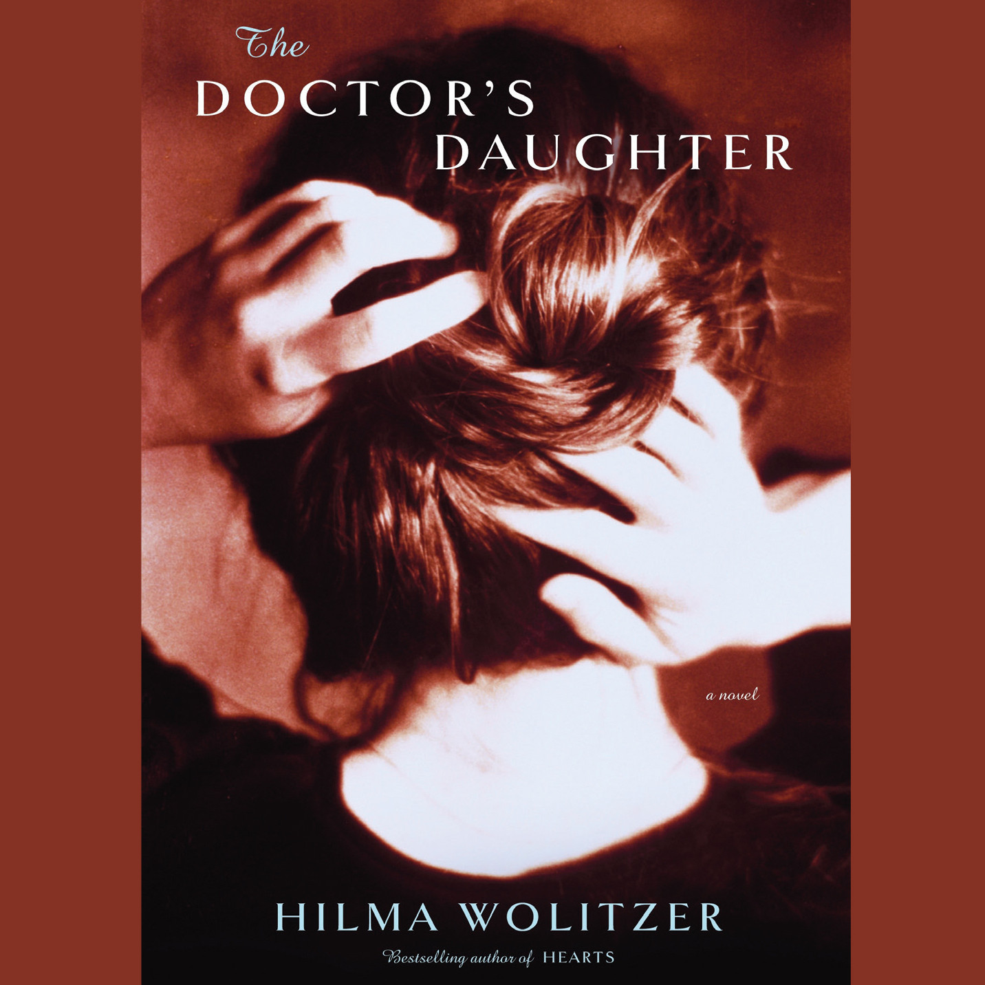 Printable The Doctor's Daughter Audiobook Cover Art