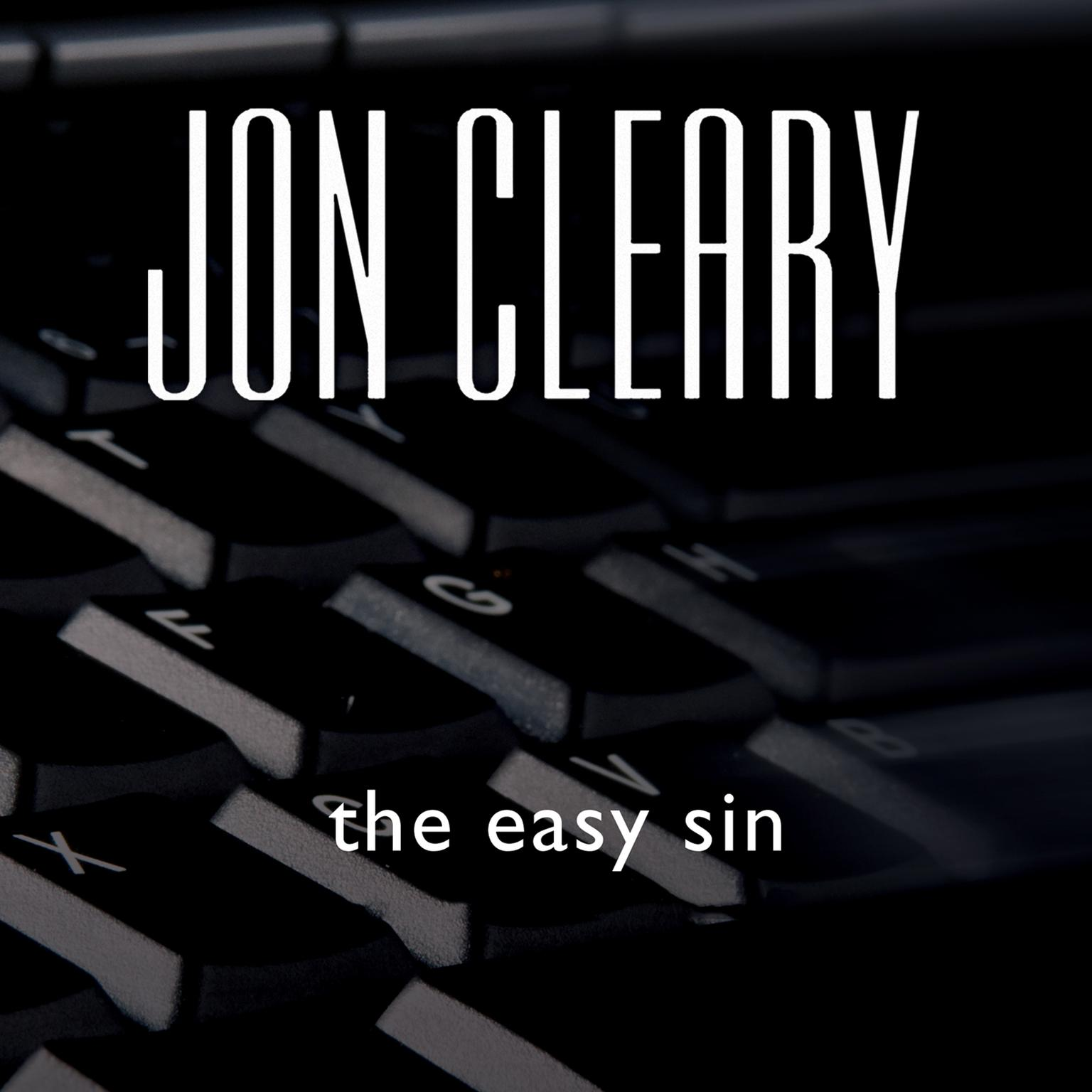 Printable The Easy Sin Audiobook Cover Art