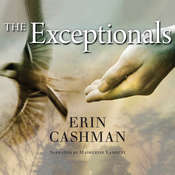 The Exceptionals Audiobook, by Erin Cashman